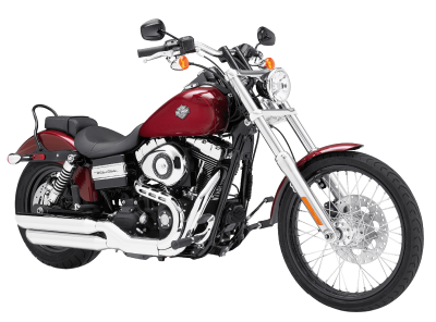 harley-davidson-red-motorcycle-bike