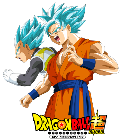 Dragon Ball Super Transparent PNG