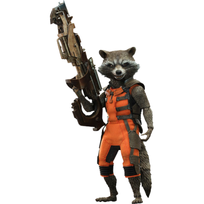 Rocket Raccoon Photos