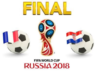 Fifa World Cup 2018 Final Match France