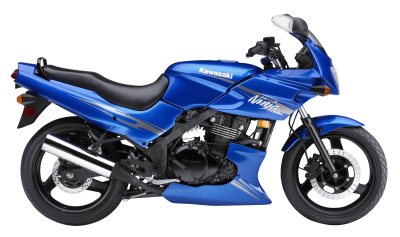 blue-kawasaki-ninja-500r-motorcycle-bike