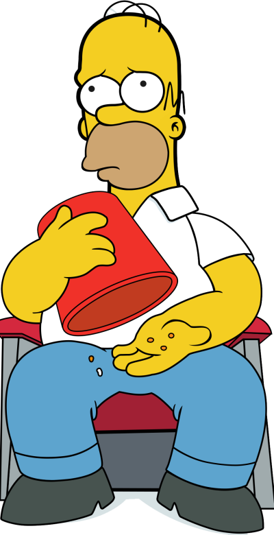 The Simpsons Movie PNG Photos