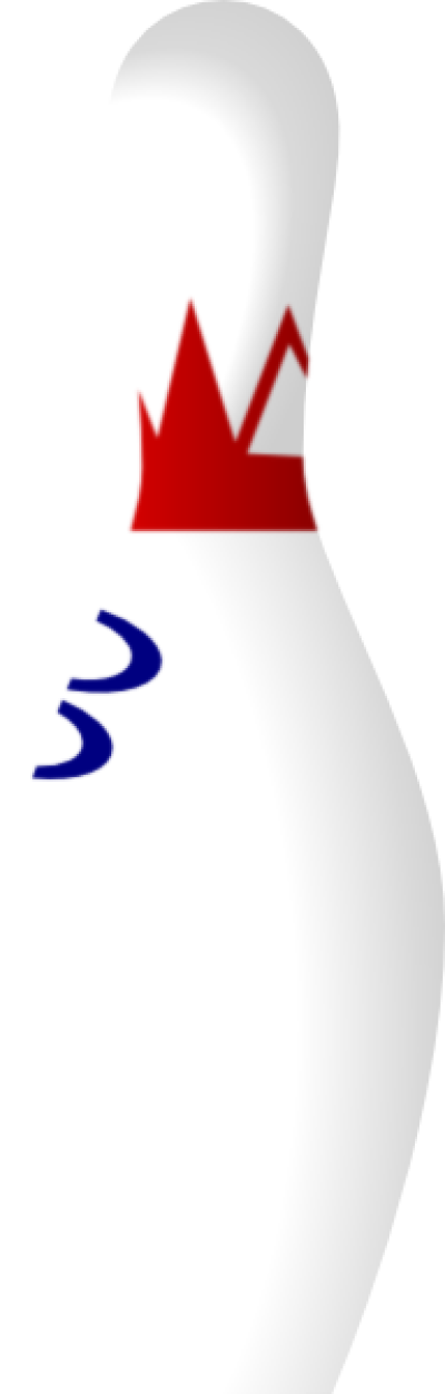 Bowling-pin-background-transparent