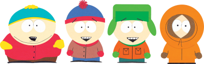 South Park PNG Transparent Picture