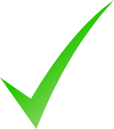 Green Tick PNG Picture