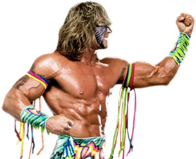 The Ultimate Warrior PNG Pic