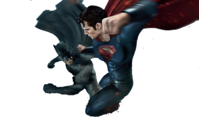 Batman Vs Superman PNG Photos