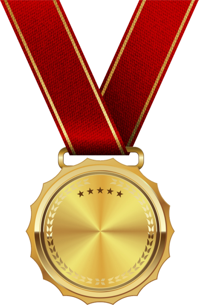 Gold-background-medal-transparent