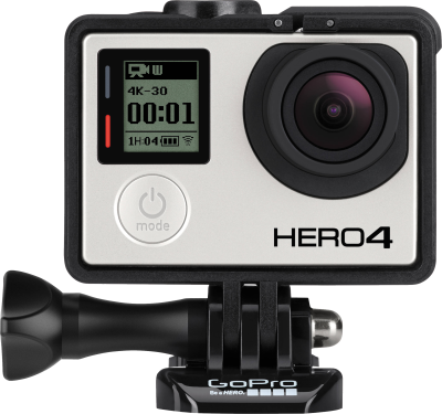 cameras-background-Hero-GoPro-camera-transparent