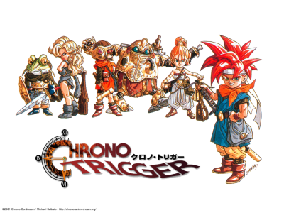 Chrono Trigger Photos