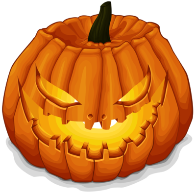 Halloween Pumpkin Transparent Image