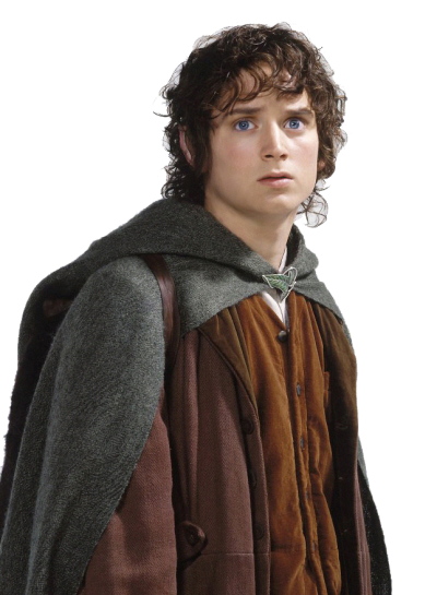 Frodo PNG Photos