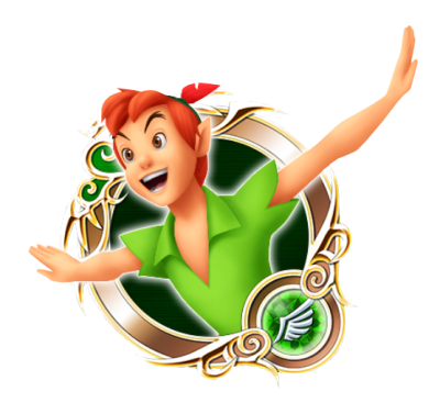 Peter Pan PNG Transparent Image