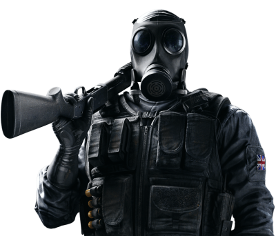 Tom Clancys Rainbow Six PNG HD