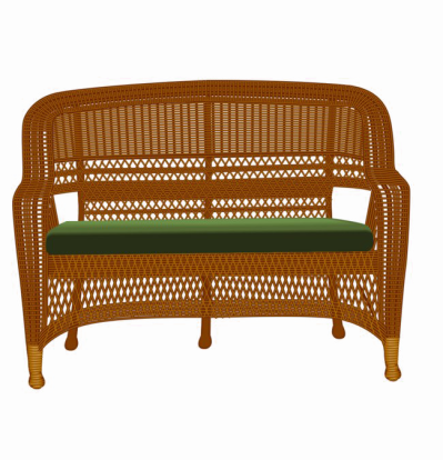 Bamboo Furniture Transparent PNG