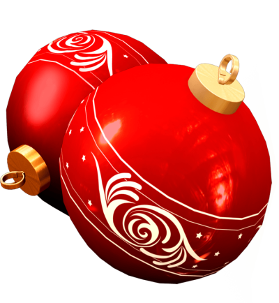 Christmas Ball Toy Png Image