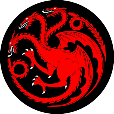 House Targaryen PNG Photos