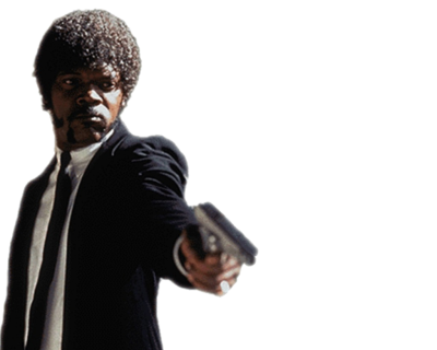 Samuel L Jackson Transparent Picture