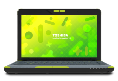 Toshiba Laptop Transparent