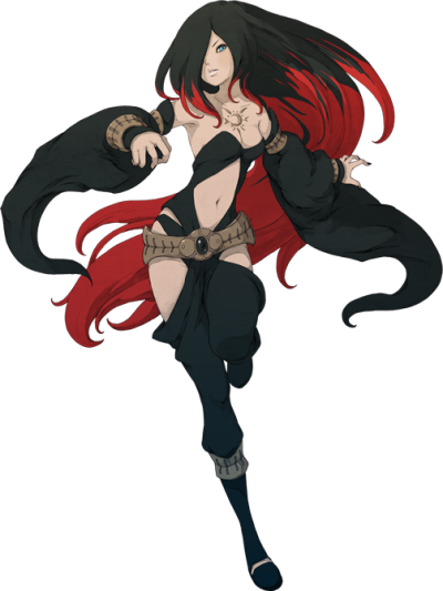 Gravity Rush PNG Transparent Images