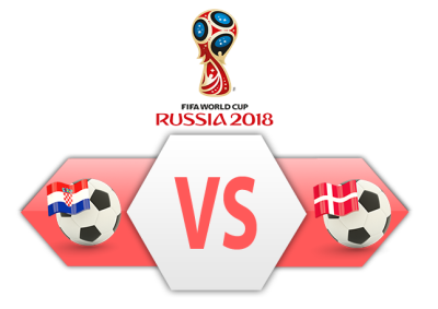 Fifa World Cup 2018 Croatia Vs Denmark