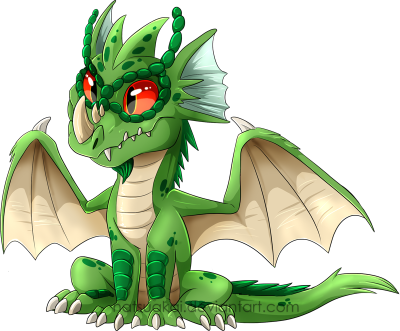 Fantasy Dragon Photo