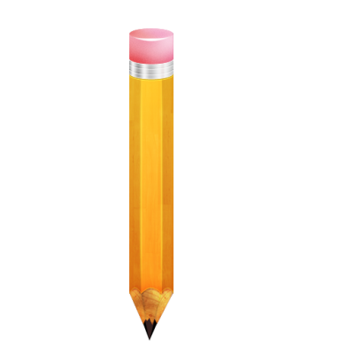 Pencil Icon Clip Art
