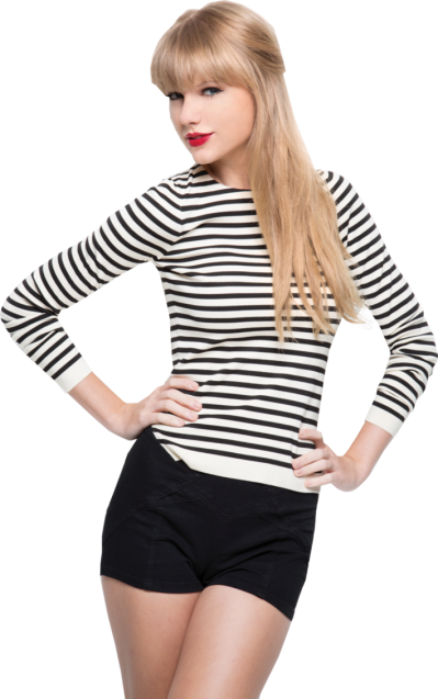 Taylor Swift Transparent
