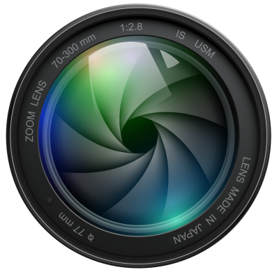 Camera Lens Transparent PNG