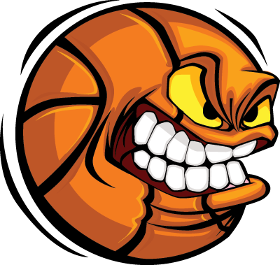 Angry Basketball