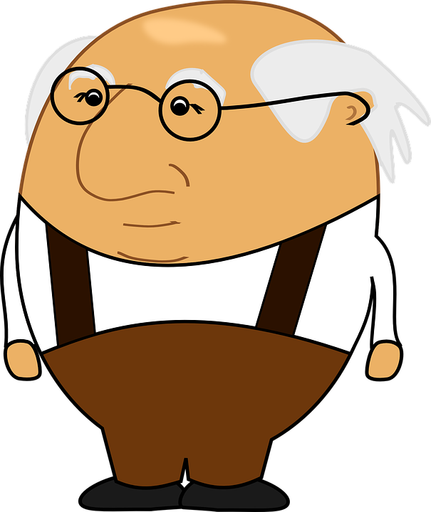 Grandfather Free PNG HQ