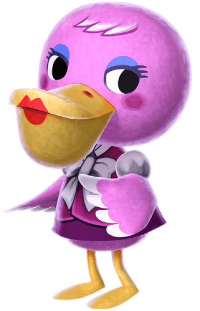 animal crossing phyllis
