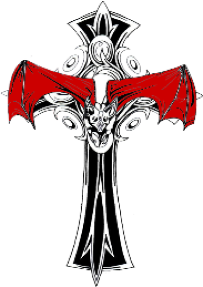 Gothic Tattoos Png Picture