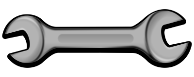 Wrench Transparent