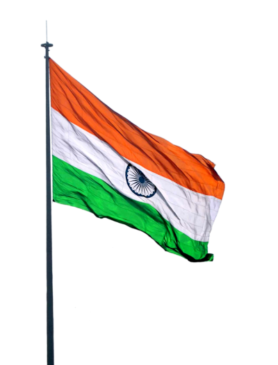 India Flag PNG Transparent Picture