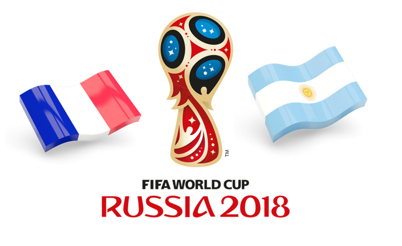 Fifa World Cup 2018 France Vs Argentina