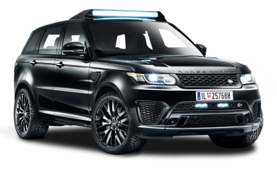 Land Rover Range Rover Sport PNG Photo