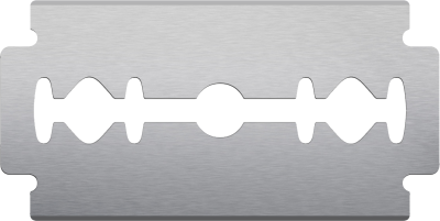 background-transparent-Razor-blade