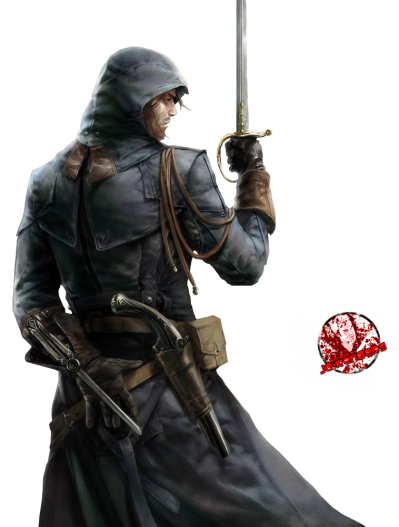 Assassins Creed Unity Transparent Picture