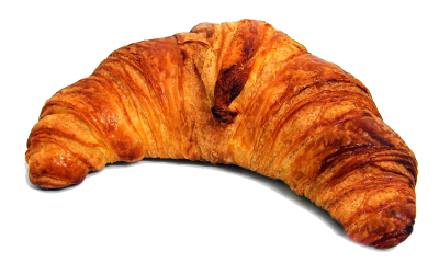 Croissant Transparent Background