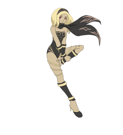 Gravity Rush PNG Transparent Photo