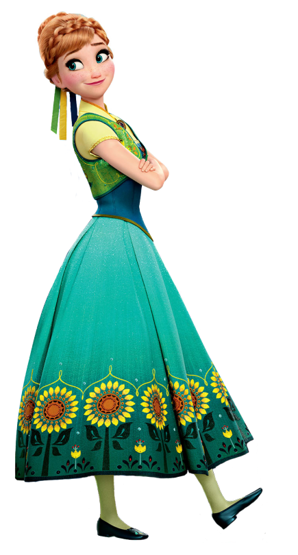 Anna Transparent Image