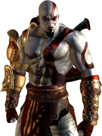 God Of War Transparent Image