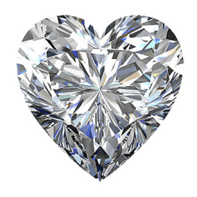 Heart Diamond Png Image