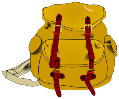 Backpack Free Download Png