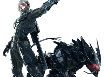 Metal Gear Transparent Background