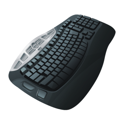Pc Keyboard Png Image