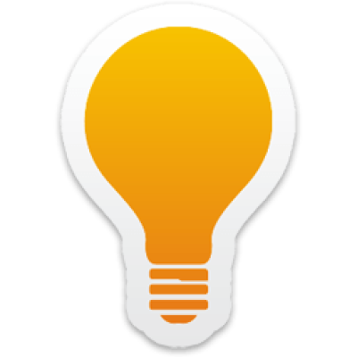 bulb-icon-sticker