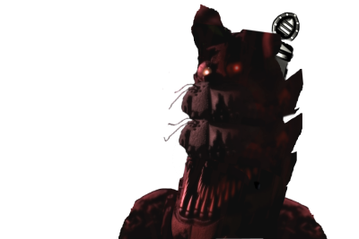 Nightmare Foxy Free Download Png