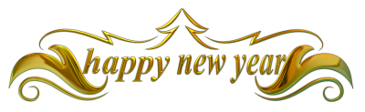 Happy New Year PNG Free Download
